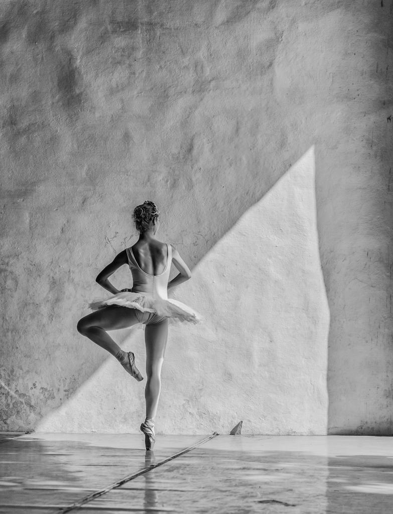 """Ballerina Deux"" - Havana, Cuba"