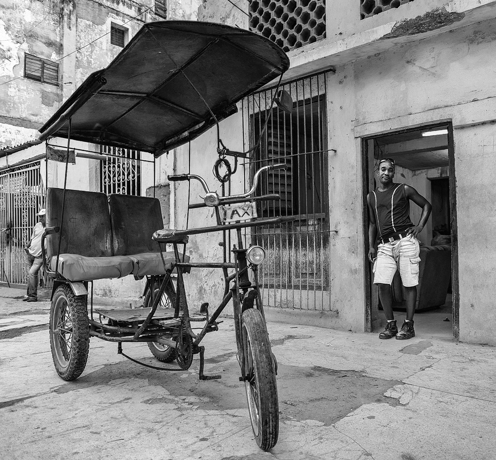 """Taxi"" - Havana, Cuba"