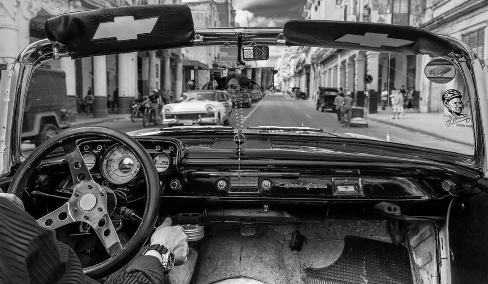 """Chevy Runs Deep"" - Havana, Cuba"