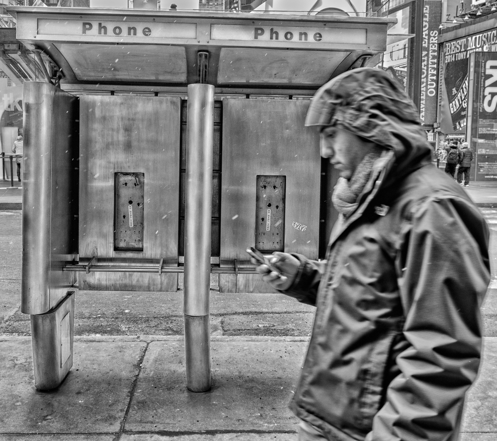 """Unnoticed Past"" - New York, NY   USA"