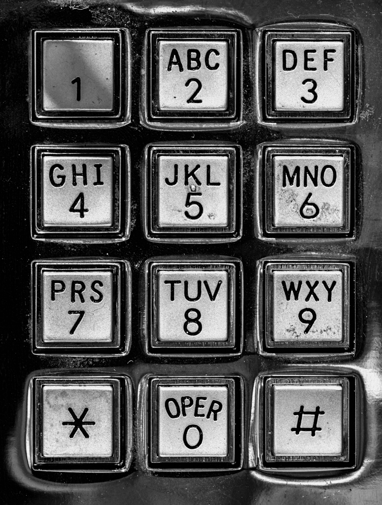 """Keypad"" - Chicago, IL   USA"