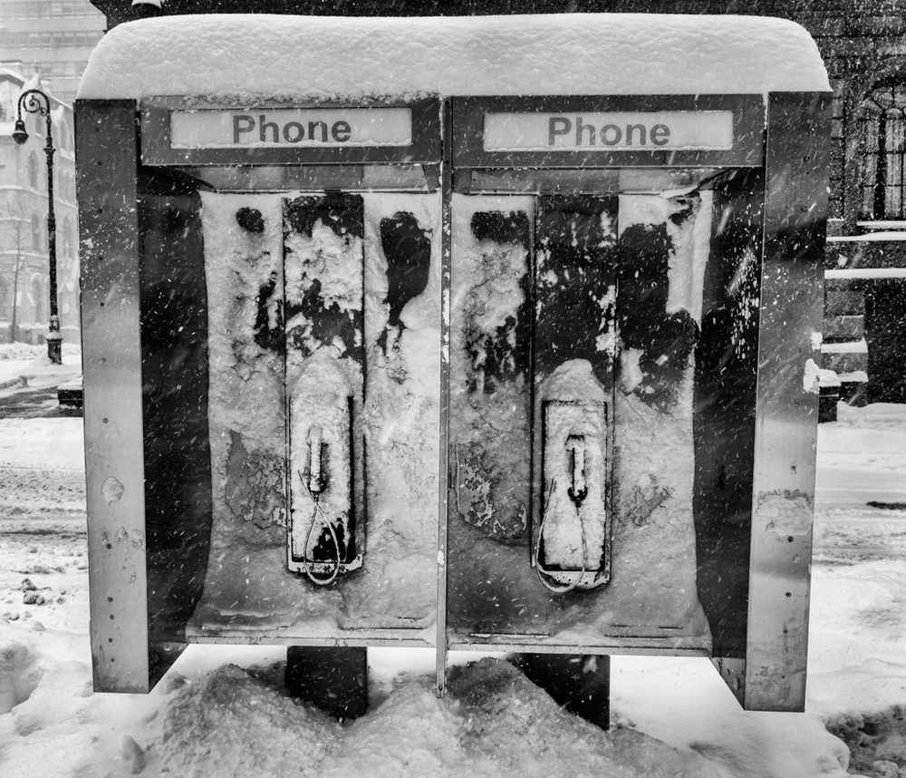 """Cold Call"" - New York, NY   USA"