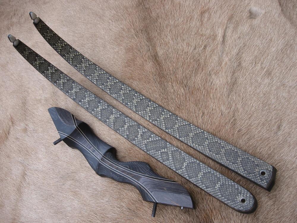 Charcoal Dym Riser- Diamonback skins