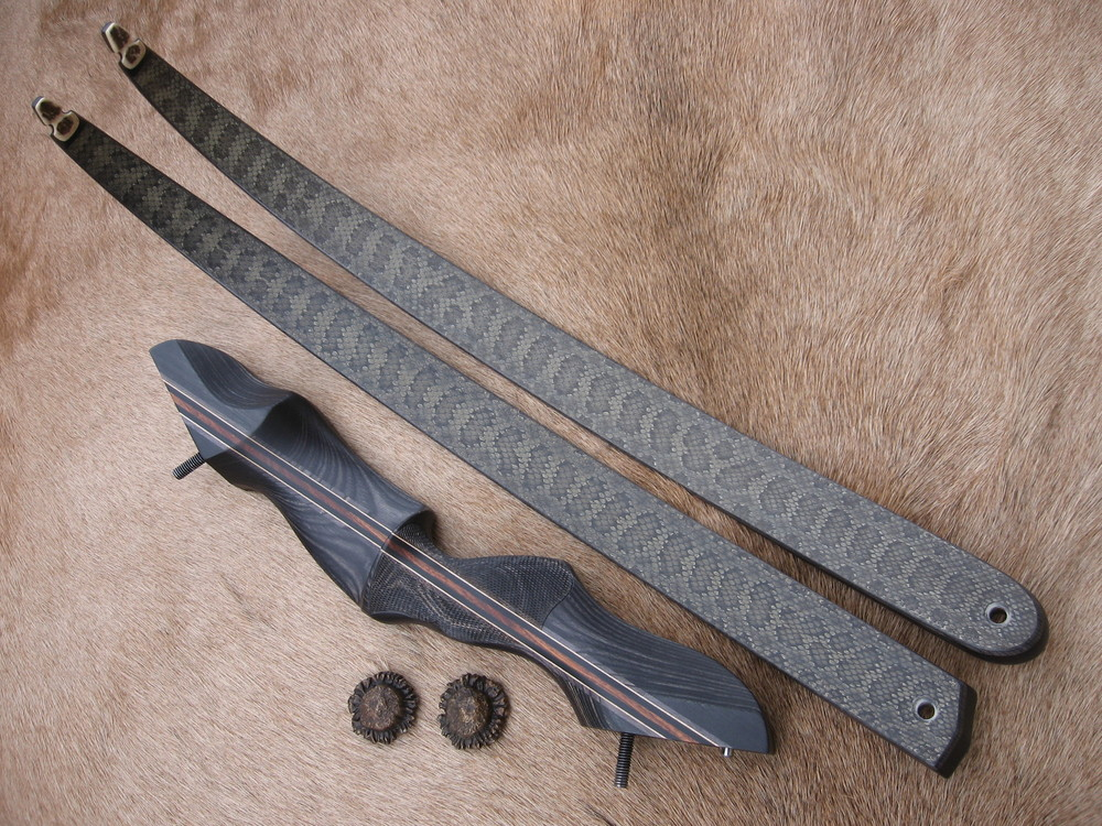 Charcoal Dym Riser- Montana Prairie Rattler Skins