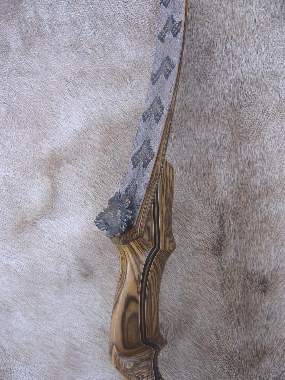 Bocote Riser- Canebrake Skins