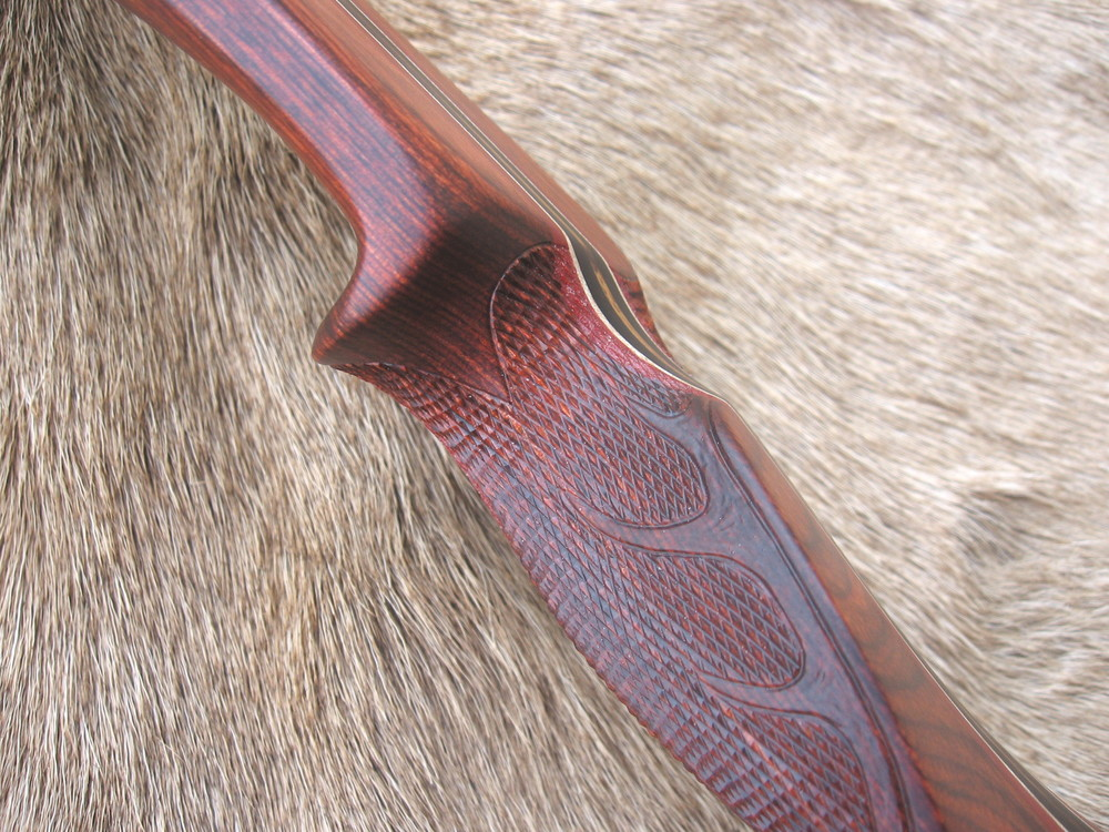 Elk Antler Carving