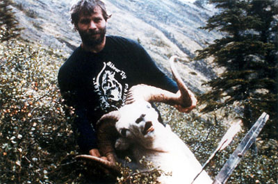 Paul Schafer's Grand Slam Dall sheep
