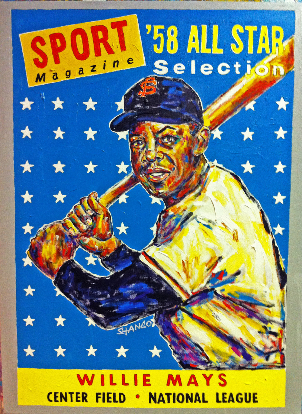 Willie Mays - All Star