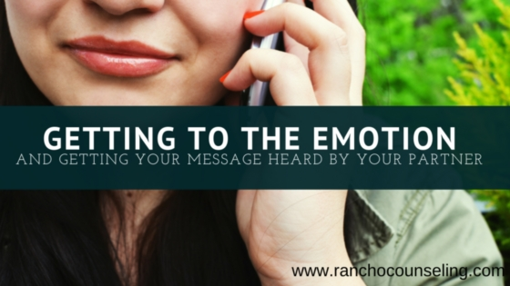 talking about emotions counseling