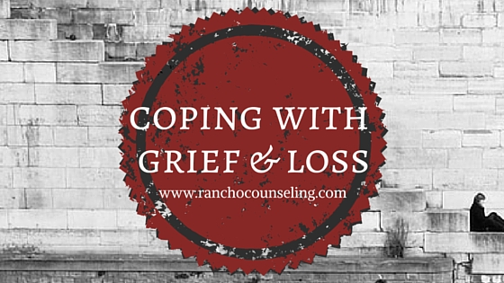 grief and loss after divorce