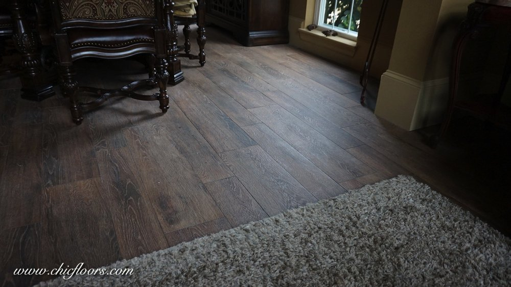 Marazzi Cambridge Oak Brown