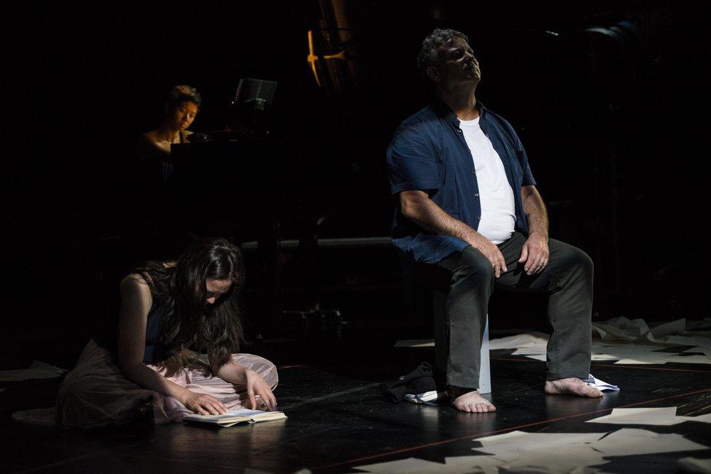Die Frist ist um - mit Caroline Melzer (Sopran) und Stefan Wiefel (Sprecher)