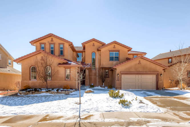 Sold // $540,000  2339 Rusty Ridge Drive  Flying Horse