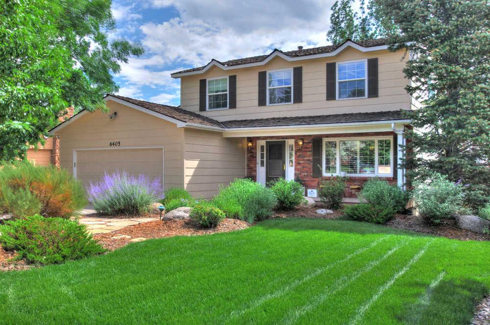 sold // $350,000  mesedge drive  Rockrimmon Golden Hills