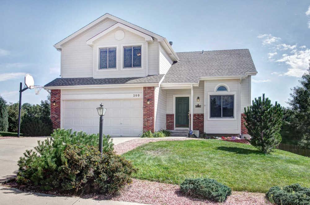 Sold $525,000 - Broadmoor Bluffs