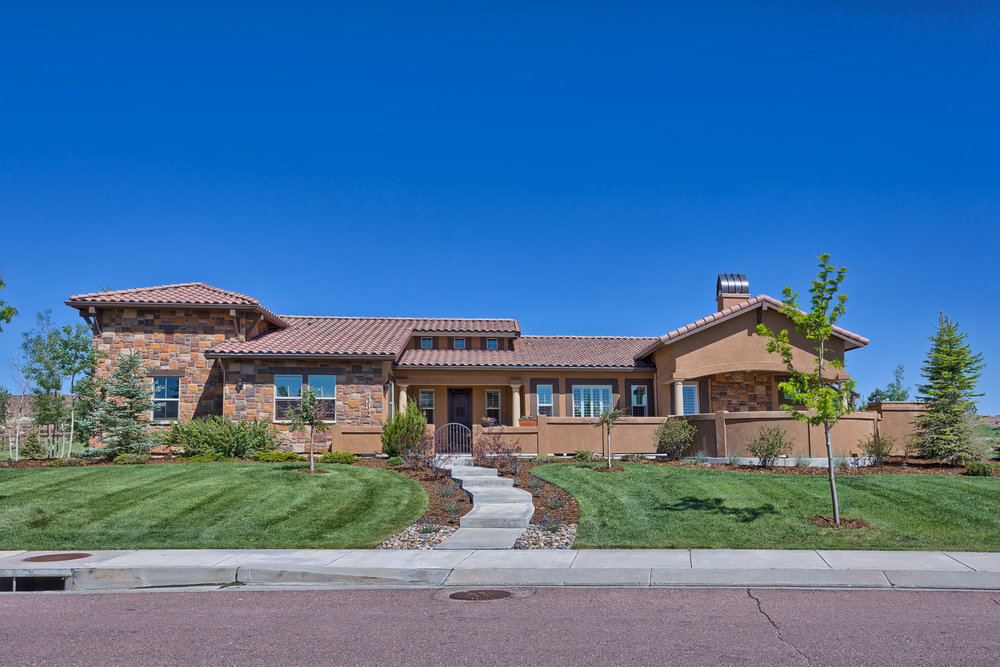 SOLD // $760,000  COYOTE CREST VIEW  FLYING HORSE
