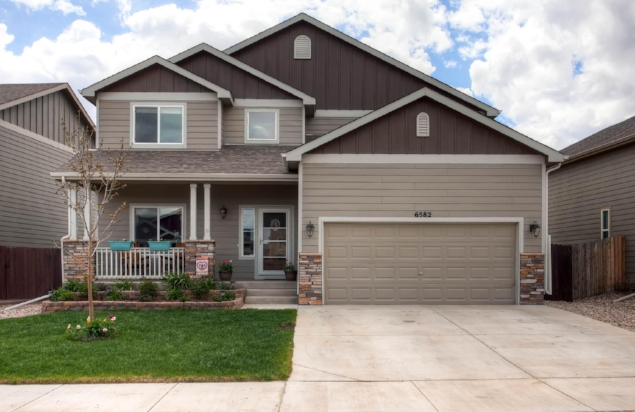 SOLD // $279,900  ALLIANCE LOOP  ALLEGIANT AT LORSON RANCH