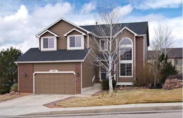 SOLD // $356,500  ALMAGRE PEAK  TRAIL RIDGE