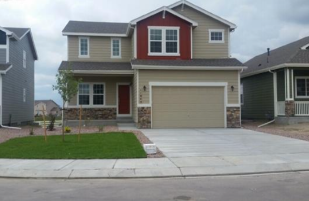 SOLD // $303,220  PAINT BRUSH HILLS  FALCON NORTH