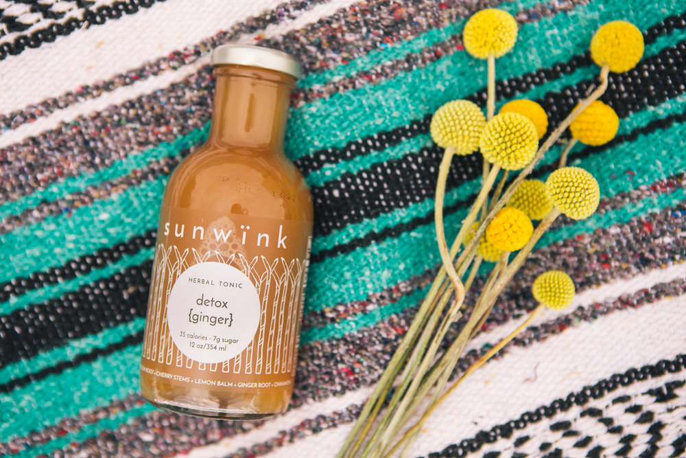 Sunwïnk herbal tonics are crafted with high quality herbs to help support wellness, digestion, and healthy living. Born in San Francisco, sunwïnk is now available throughout the U.S.