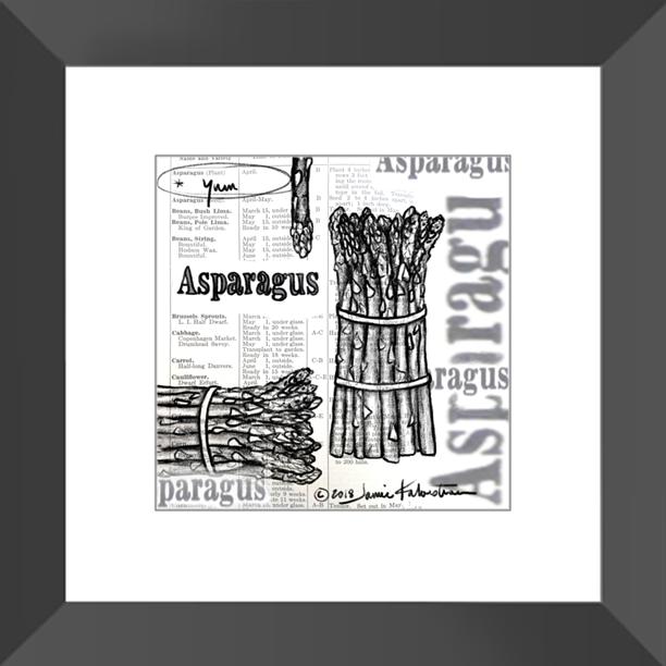 Framed Prints #100 Days Series - Framed Archival Prints.