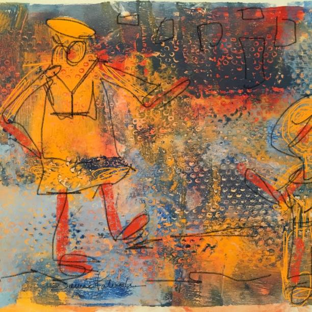 Saatchi Gallery -