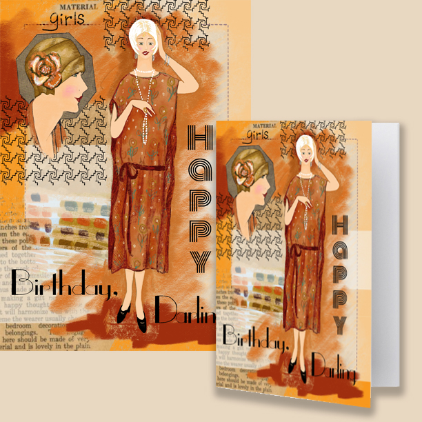 Greeting Cards - 1920's -