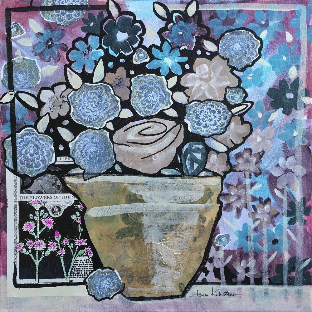 Archival Art Prints  Flora -