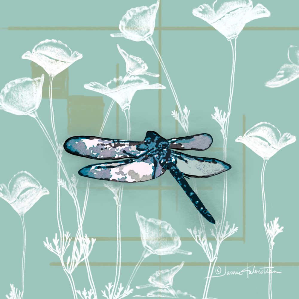 Archival Art Prints              Things with Wings  -