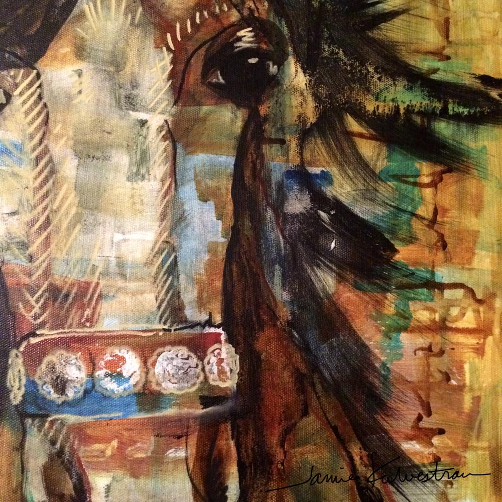 Archival Art Prints  Equine -
