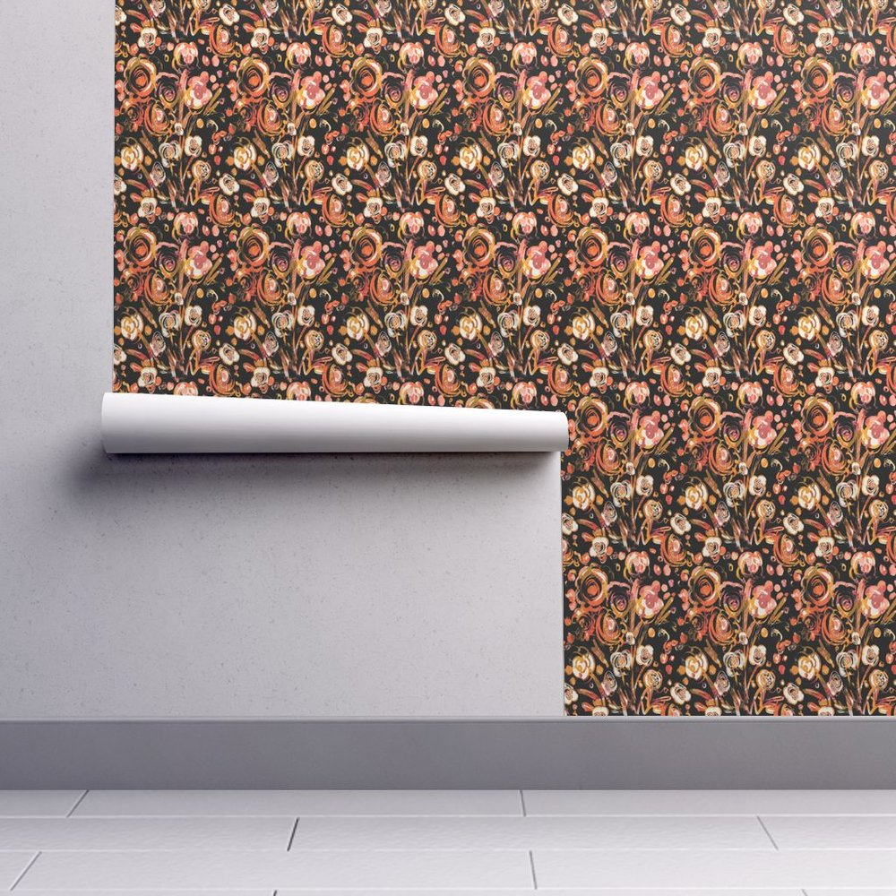 Fall Floral - Loose Floral