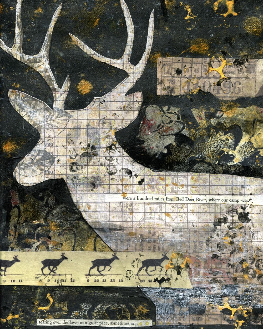 Deer 100 Miles