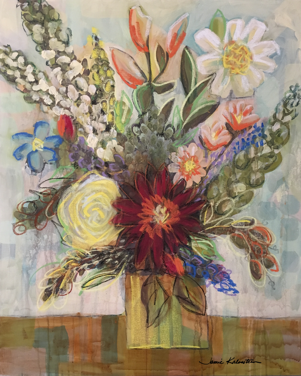 Brenda's Bouquet