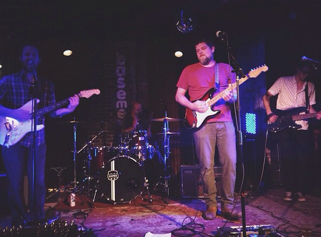 Live at The Basement, Nashville TN, 11.4.13