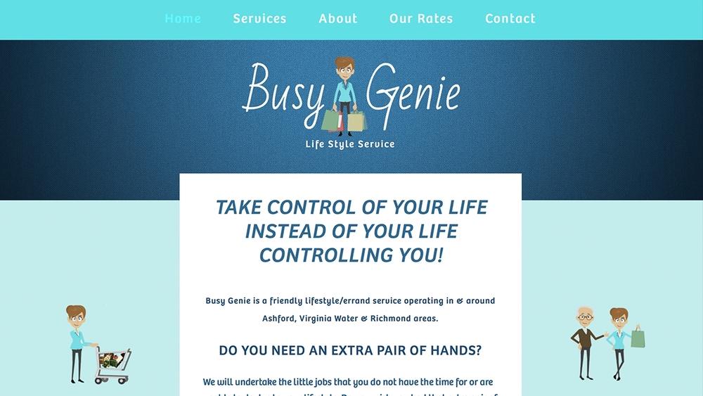 Busy Genie
