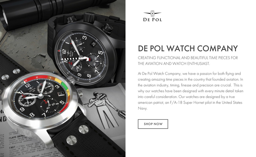 De Pol Watch Company