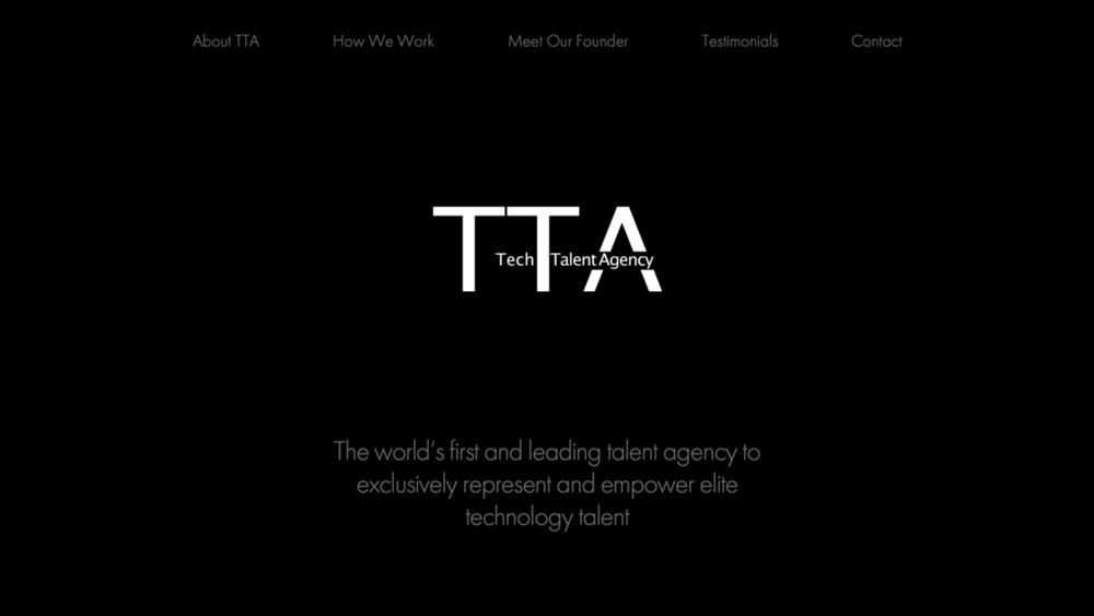 Tech Talent Agency