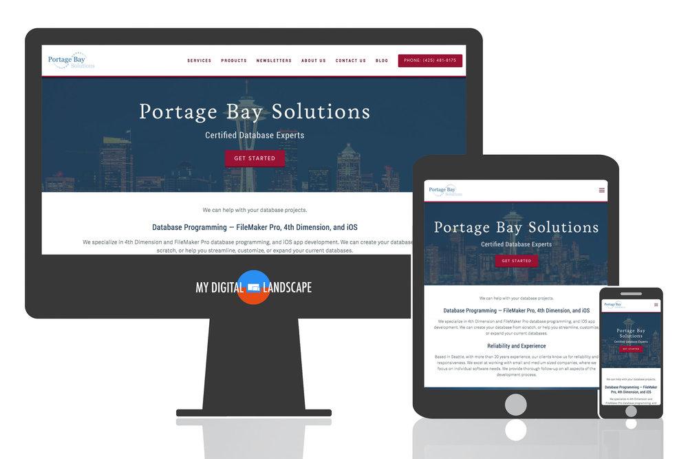 Portage Bay Solutions