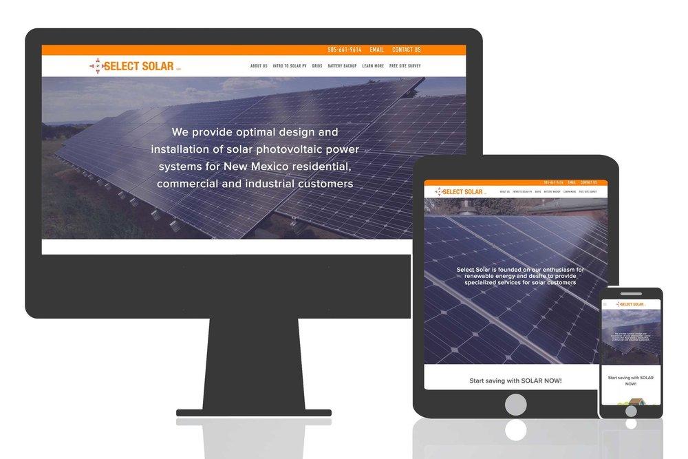 Select Solar LLC
