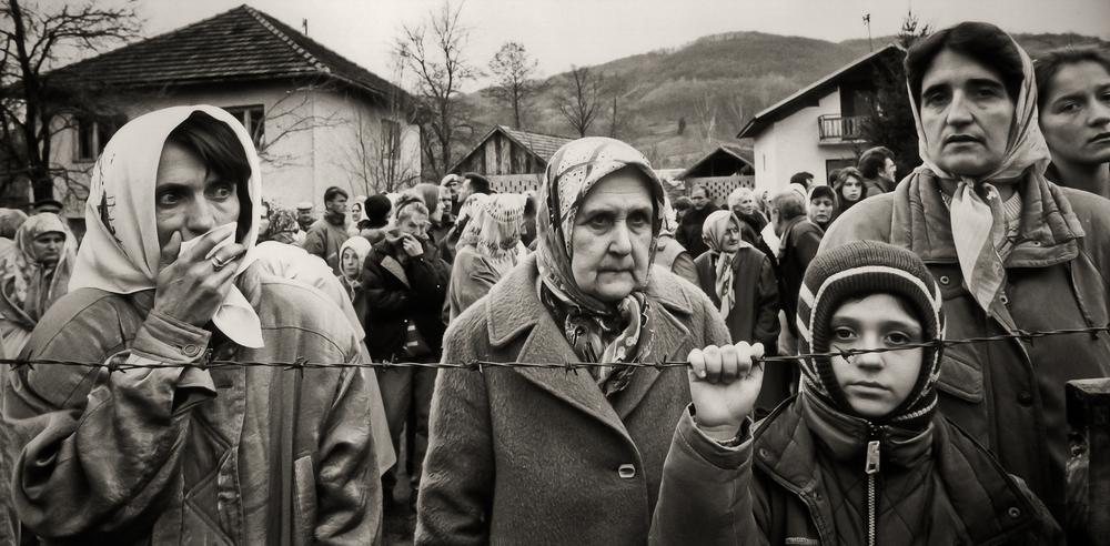 Biljani, Bosnia-Herzegoving. 1996