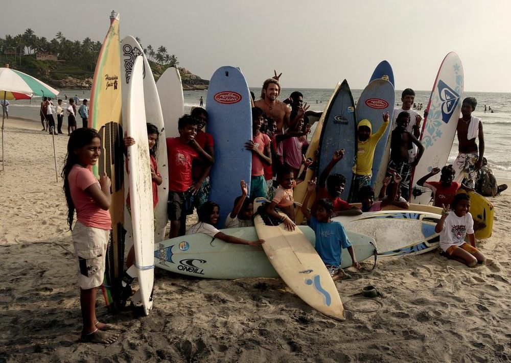 Sustainable Surfing in India - 8 days from $900