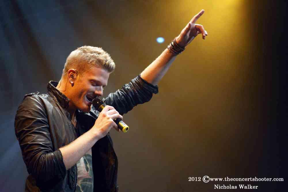 Pentatonix at House of Blues Orlando 11-28-2012 (1).JPG