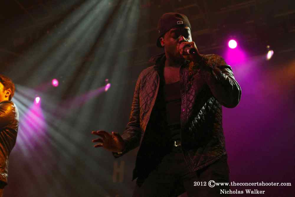 Pentatonix at House of Blues Orlando 11-28-2012 (4).JPG