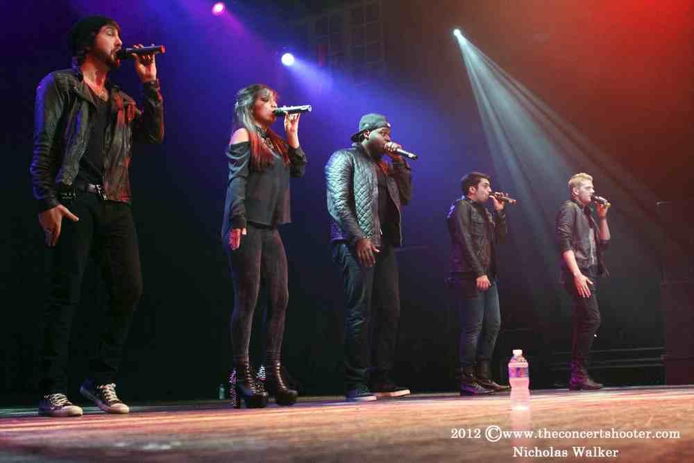 Pentatonix at House of Blues Orlando 11-28-2012 (8).JPG