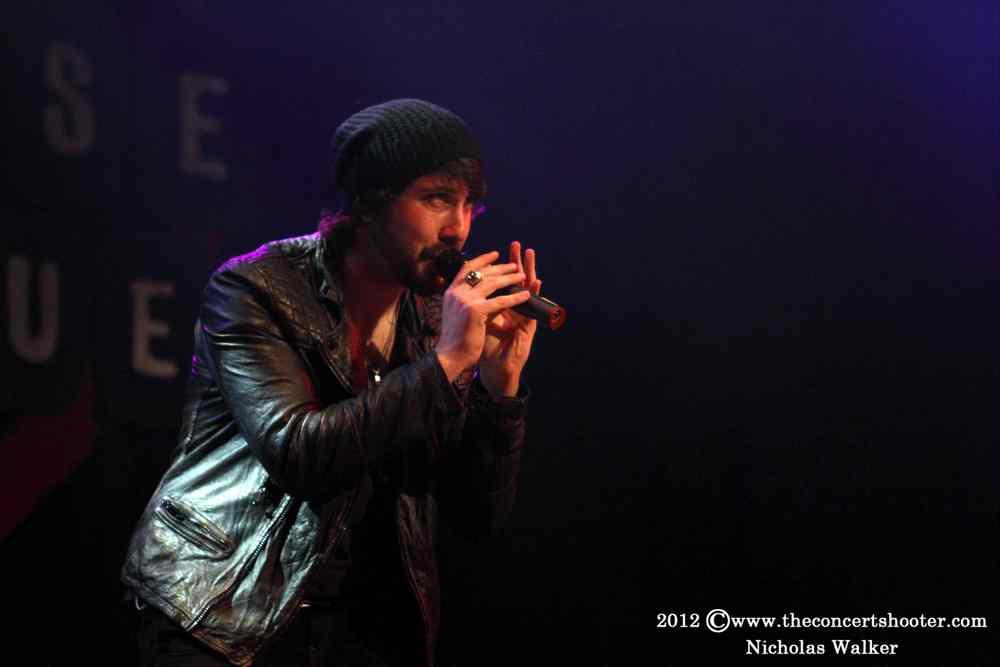 Pentatonix at House of Blues Orlando 11-28-2012 (10).JPG