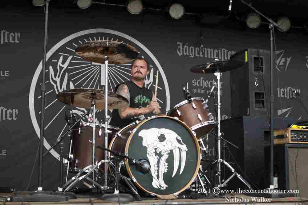 Red Fang - Rockstar Mayhem Festival 2011, Tampa, FL (4).JPG