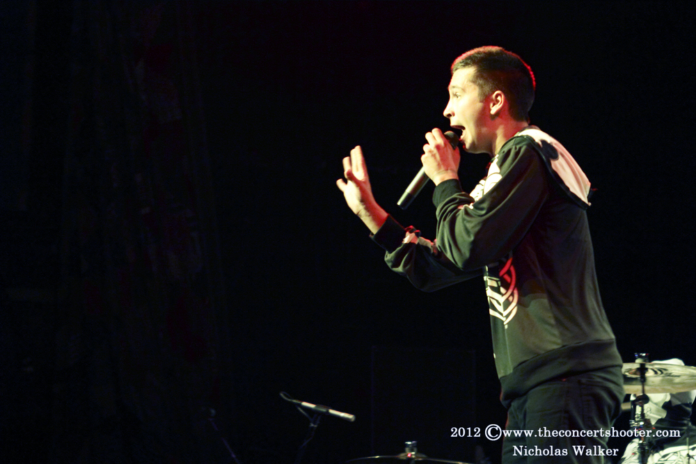 Twenty One Pilots House of Blues Orlando 8-11-2012 (1).JPG