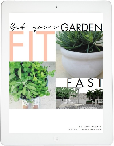 get your garden fit fast | slightly garden obsessed