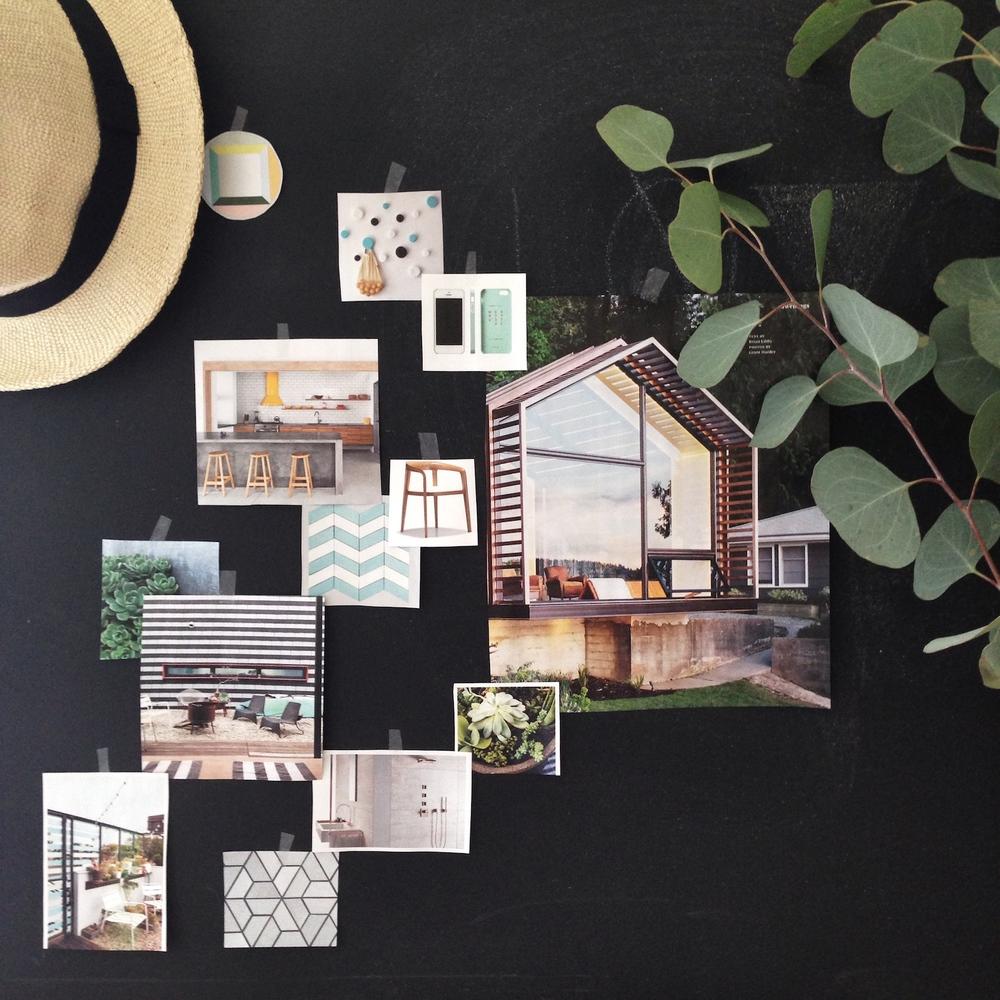 Mood Board | Slightly Garden Obsessed