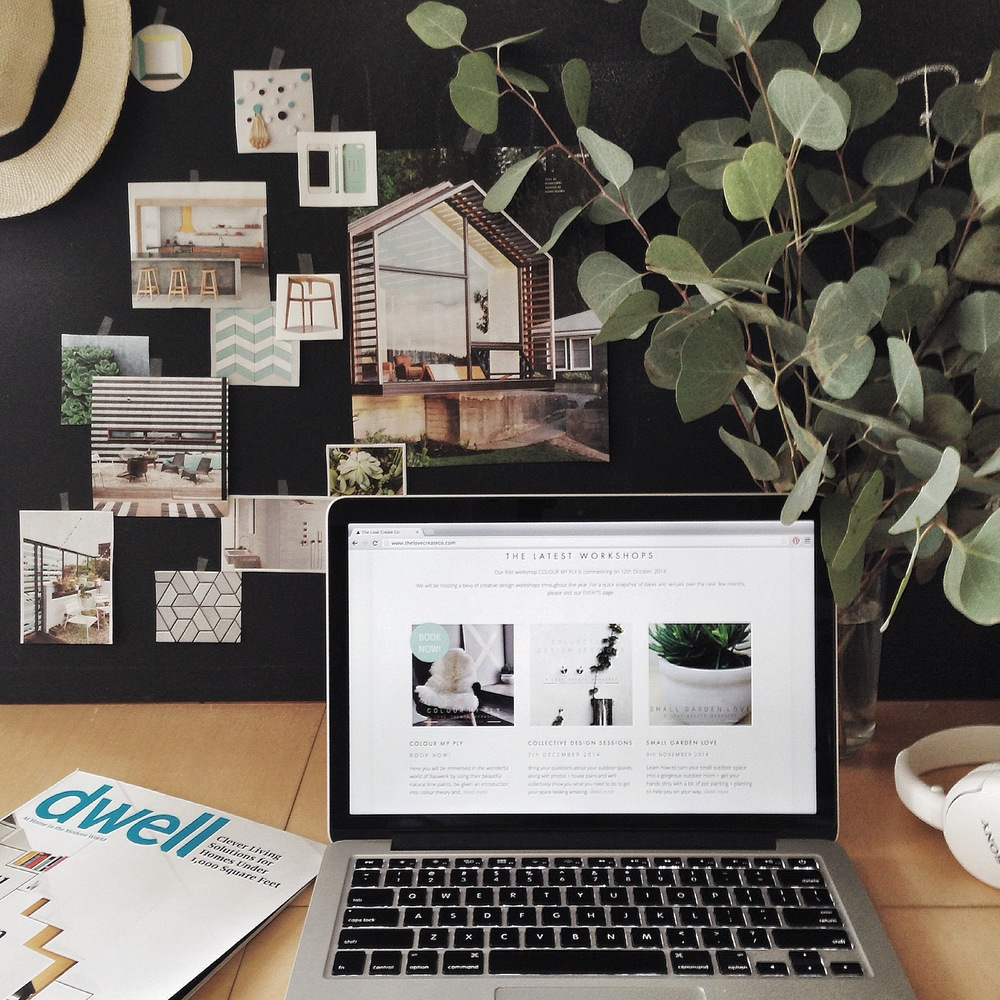 Office inspo | Slightly Garden Obsessed